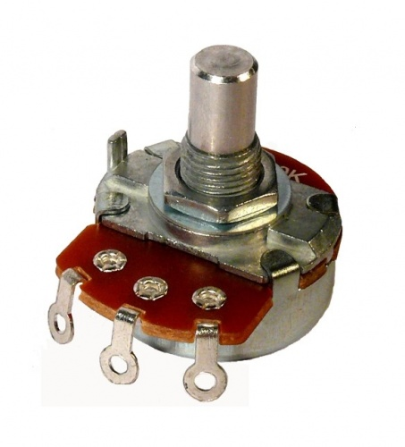 Alpha (Pots) Potentiometers 24mm